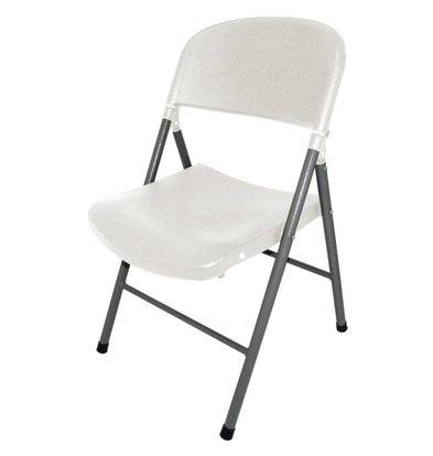 Bolero Folding Chairs White - Price per 2 pieces