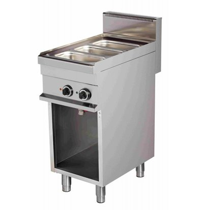 Combisteel Bain-Marie with Mount | GN1 / 1 | 1kW | 400x700x900 (h) mm