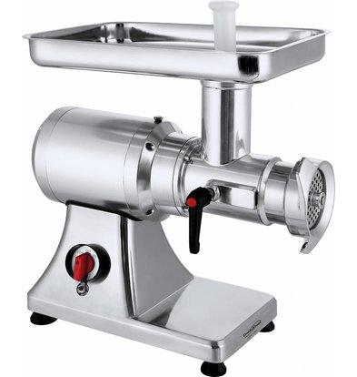 Combisteel Meat grinder - 200kg per hour - 170rpm - 432x261x484mm - 0.9kw