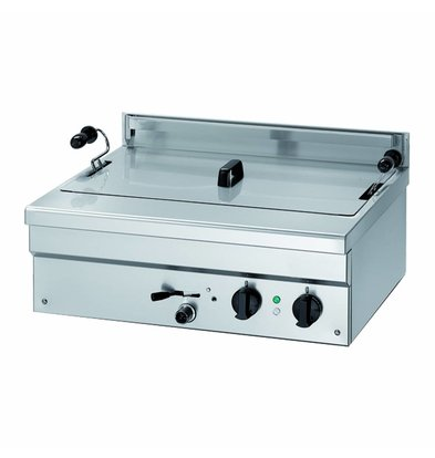 Combisteel Fries Made in Europe l | Electric | Bakery Fish and Olives | 21 liters | 400V | 9kW | 700x580x (h) 250mm