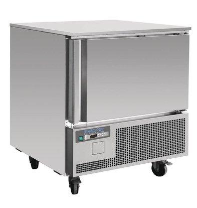 Polar Blast Chiller / Blast chiller / Quick Freezer 140 liters - 3 x 1 / 1GN