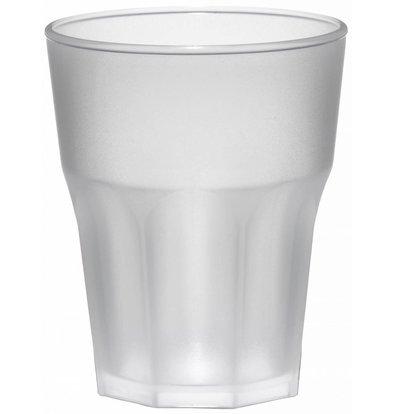 Bar Professional Glas Rox 30cl Mat PP Kunststof - Per 15 Stuks