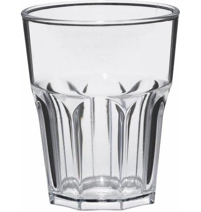 Bar Professional Glas Rox 30cl Transparant SAN Kunststof - Per 8 Stuks