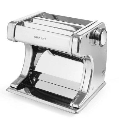 Hendi Pasta machine Elekrtisch 170mm | Thickness Adjustable 0.2 to 2.5mm