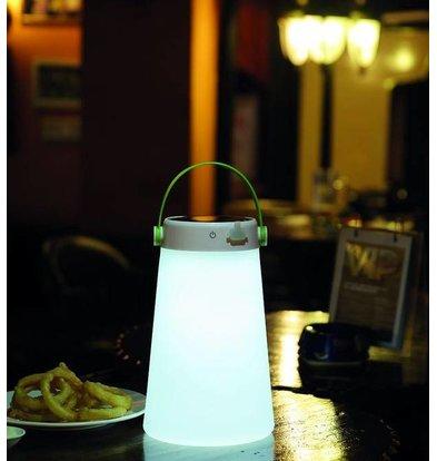 Lumisky Lamp Take Away met USB Poort | Zonne-Energie 0,75W | Warm Wit Licht