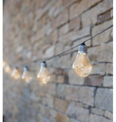 Lumisky Snoerlicht Fantasy 8,3m  10 Lampjes - 4,5W   Beschikbaar in 3 Kleuren