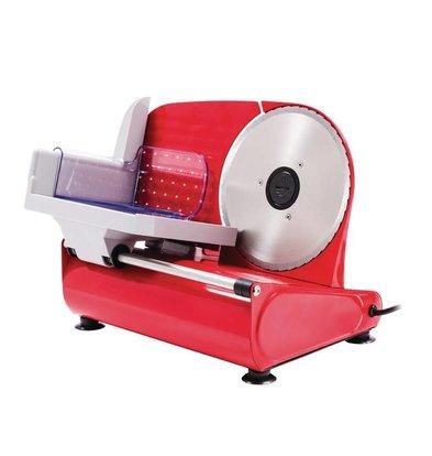 Caterlite Meat Slicer Basic | Stainless steel | 230V | 400x290x (H) 280mm