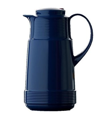 XXLselect Insulated - Plastic - Glass Inner - 1 liter - Blue