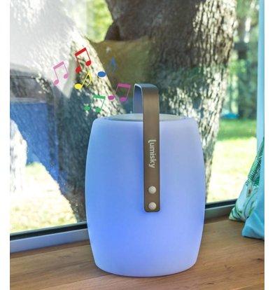Lumisky Lamp Lucy Play met Bluetooth | 3W (Batterij) | Gekleurd Licht | Per 4 Stuks