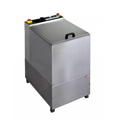 Diamond Vegetable Washer / Dryer - 300kg per hour - 550x738x (H) 880mm