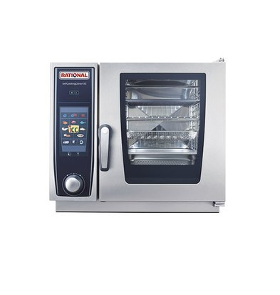 Rational Rational Steamer XS Power | SelfCooking Center 6 2/3 | 6x2 / 3GN | 20-80 Place Settings