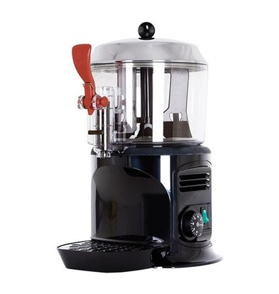 XXLselect Hot Chocolate Dispenser - with drain tap + drip tray - 3 Litre
