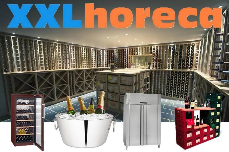 XXLhoreca -  Alle dranken op de juiste temperatuur en keurig op voorraad!