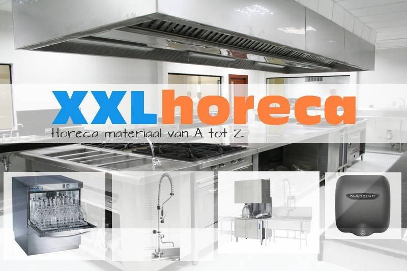 Uw keuken, vaat en inrichting ook in 2018 kraakhelder met de horeca  apparatuur van XXLhoreca