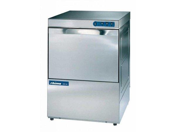 Rhima Vaatwasmachine 50x50cm    Rhima DR49   230V   Vaatwasmachine 50x50mm    Rhima DR49   230V     590x600x850(h)mm    Made in Europe