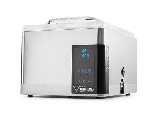 Henkelman Vacuummachine Neo 42 XL | Henkelman | VacAssist App Besturing | 21m3/h / 20-40 sec |  616x493x440(h)mm