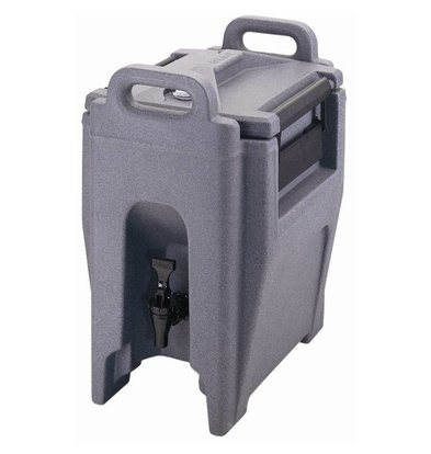 Cambro Drankcontainer Polythylene | Voorgevormde Handgrepen| Non-Drip | 20 Liter