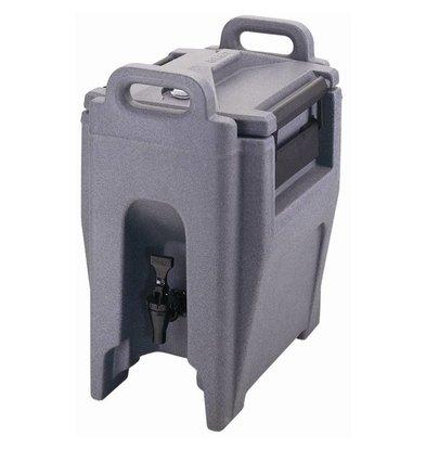 Cambro Drankcontainer Polythylene | Voorgevormde Handgrepen | Non-Drip | 11,5 liter