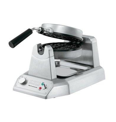 Waring Some Waffle Maker Waring - Round Model - Anti Glueboards - 260x508x (H) 235mm - 1200W