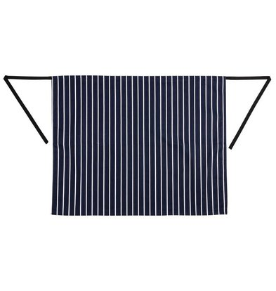 Whites Chefs Clothing Whites Sloof - 70 x 95cm - Blue / White striped - Unisex