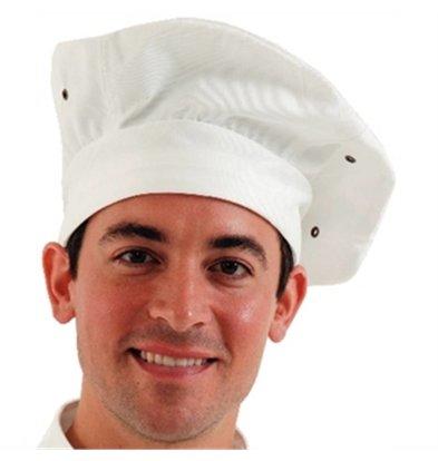 Chef Works Chef Works Koksmuts - Beschikbaar in twee kleuren - Universele maat - Unisex