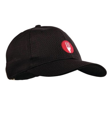 Chef Works Chef Works Cool Vent Baseball Cap - Universele maat - Unisex