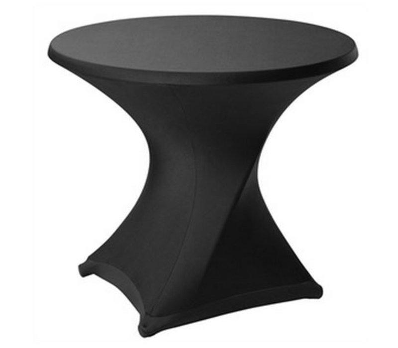 Bolero Stretch tafelhoes voor tafelbladen van ø 85cm en max. hoogte van 115cm