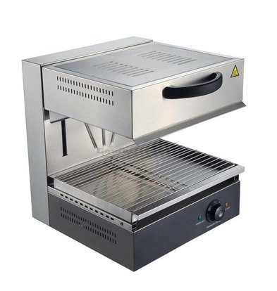 Combisteel Salamander - 1 Toaster - with Timer - 48x45x (h) 50cm - 2.8KW