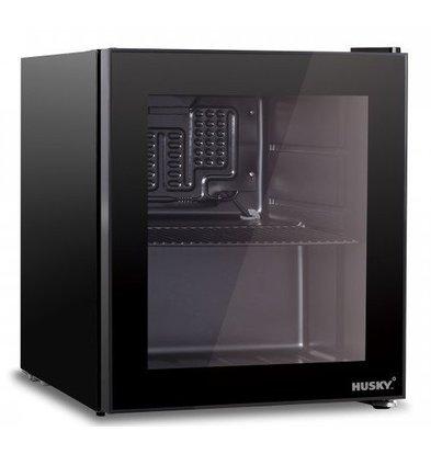 Husky Mini Bar fridge Black 46 liters 510x430x470 (h) mm
