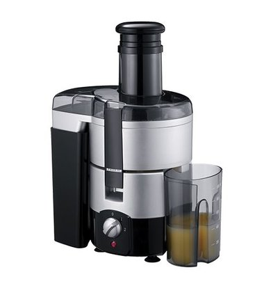XXLselect Juicers Severin Deluxe - Silver / Black - 230V / 700W - 440x200x (H) 300mm
