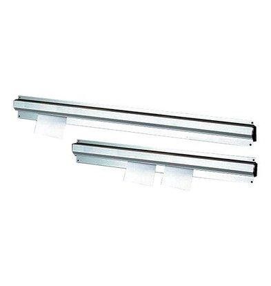 XXLselect Vouchers Stand Aluminum - 455 mm