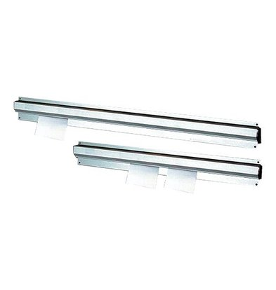XXLselect Bonnenhouder Aluminium - 1220 mm