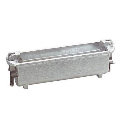 XXLselect Pate Form Cast Aluminum Round | Diameter 55 mm