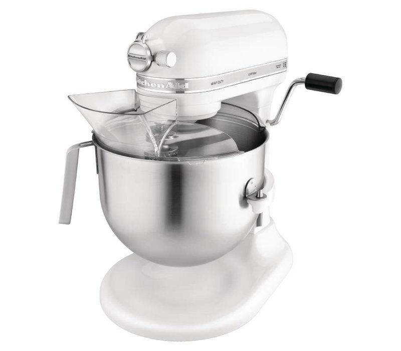 Kitchenaid KitchenAid Mixer K5 Heavy Duty 6,9L - Wit