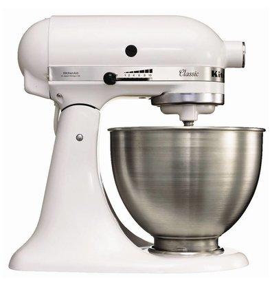 Kitchenaid KitchenAid K45 Mixer - White - 4,3L