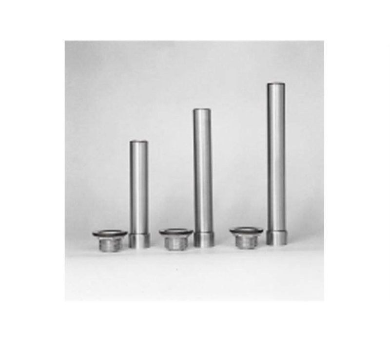 XXLselect STAINLESS STEEL STAND PIPE & DRAINER - H = 170 MM