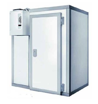 XXLselect Plug-freezing cell 240x180x200cm