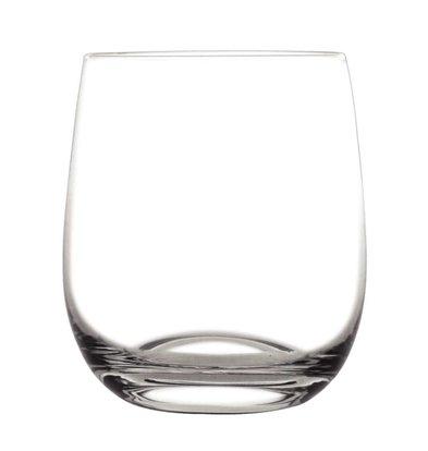 Olympia Olympia Ronde kristallen glazen - 6 stuks - 2 Maten