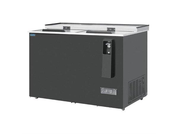Polar Toplader Flaschenkühler 417 Liter 125,5 × 68,7 × (H) 88,8 cm