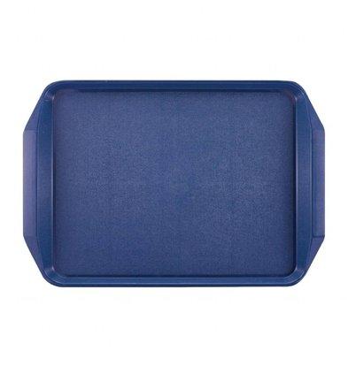 Roltex Roltex Dienblad | 43,5x30,5cm | Blauw
