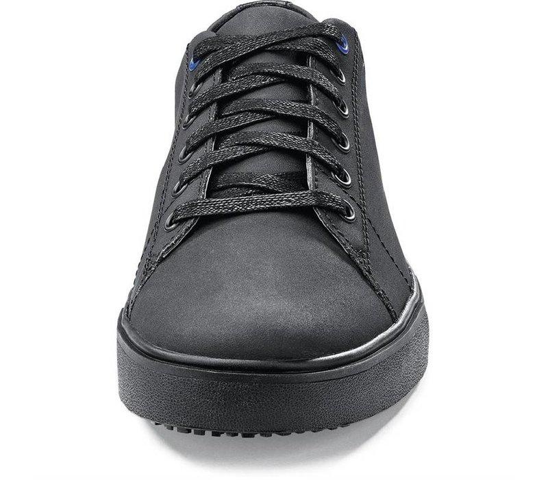 Werkschoenen Heren Sneakers.Shoes For Crews Traditionele Sportieve Heren Werkschoenen Zwart