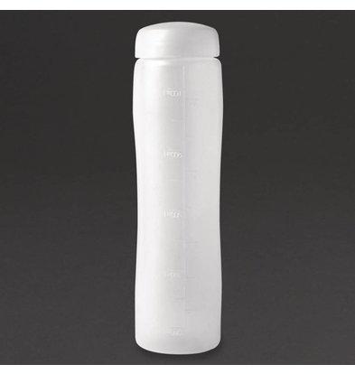 Araven Strooier polyethyleen fijn | 500ml | Ø6x(H)21,2cm