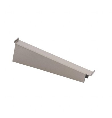 Gastro M Wandplank drager |Voor DS446 t/m DS452 | RVS | 40cm