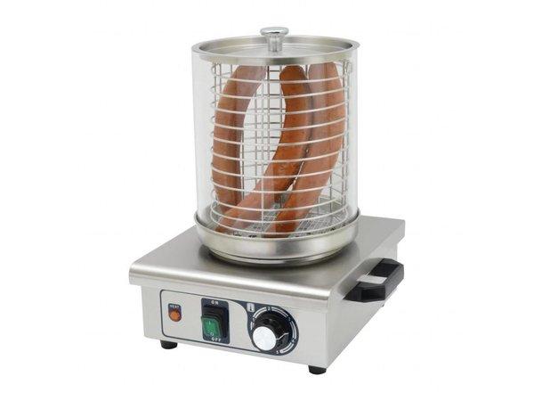 Buffalo Hotdogwarmer | 220-240V | 34x34x37(H)cm