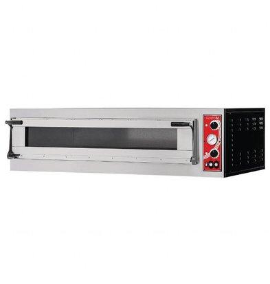 Gastro M Pizzaoven | 1 Kamer | 130,5x60x(H)41,3cm