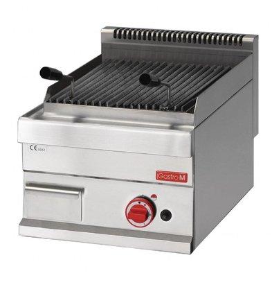 Gastro M Lavasteen grill | Gas | 65/40 GRL |40x65x(H)28cm
