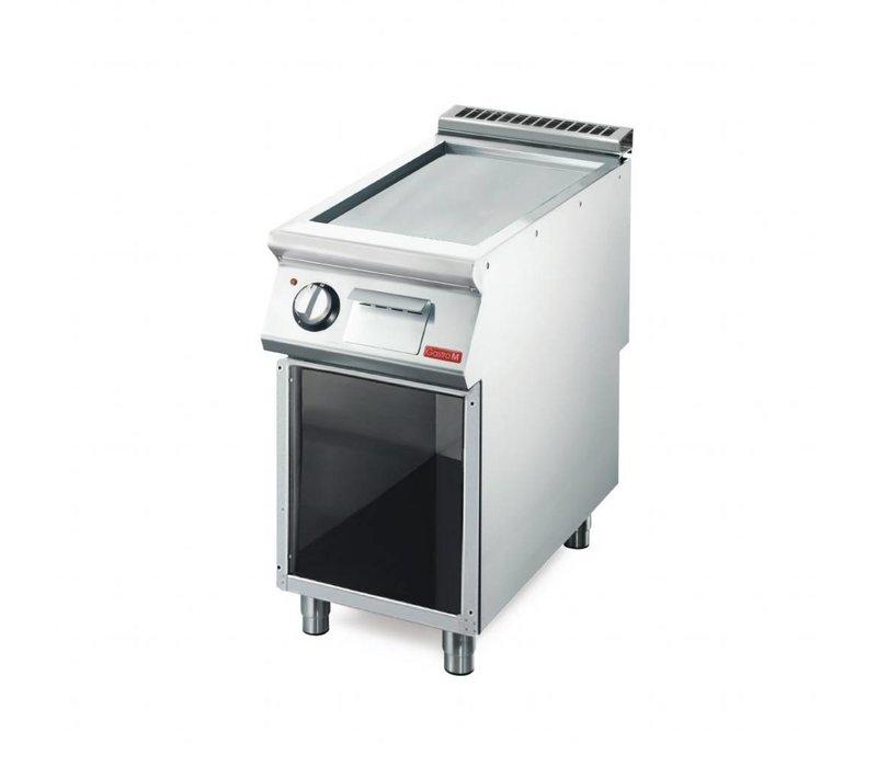 Gastro M Bakplaat | Electrisch | 5,4kW | Glad |  40x70x(H)85cm