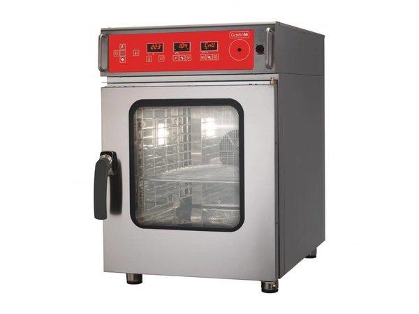 Gastro M Gastro M Combisteamer | 6 x GN1/1 | Elektronische Bediening | 51,7x89x(H)76,9cm