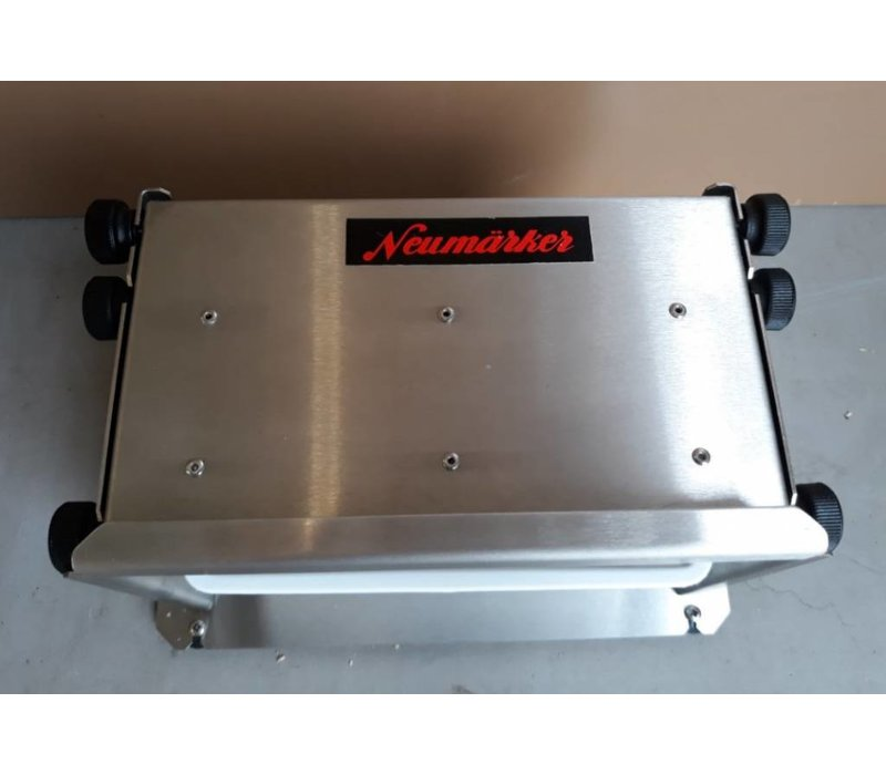 Neumarker Currywurst Snijder TW6 - 27x18x18cm