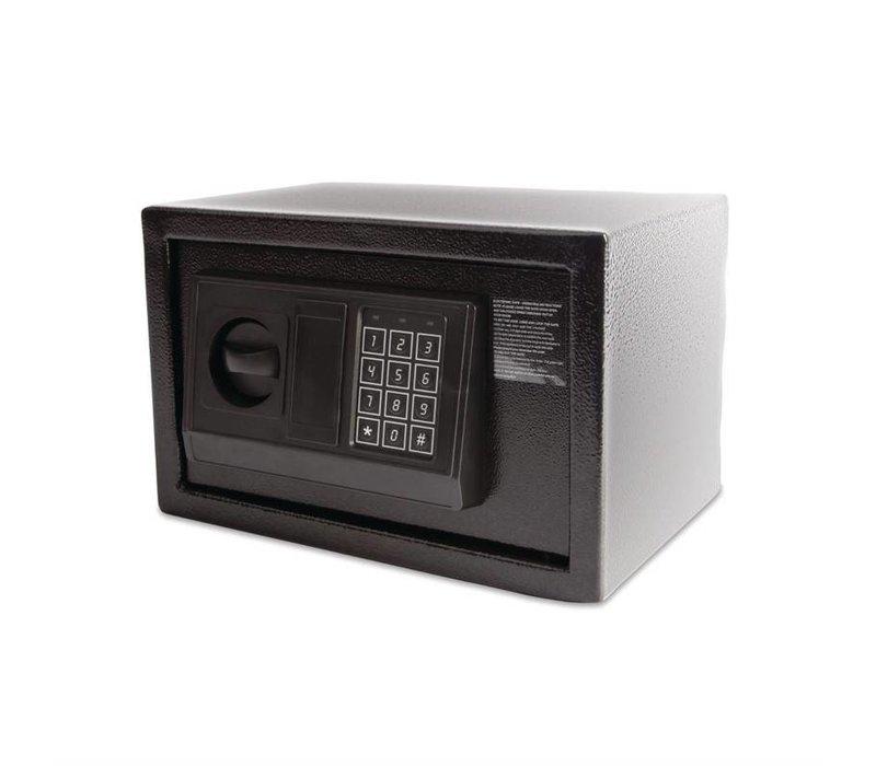 Bolero Hotelsafe Black - 20x31x (h) 20 cm